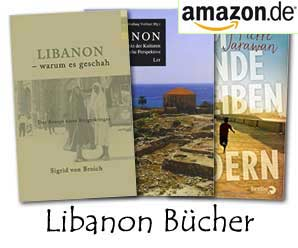 Libanon Bücher