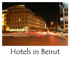 Hotel in Beirut